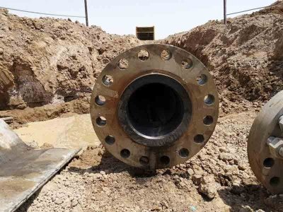 "Iraq AHDEB Oil Field Pipeline Lining-6"" Water Injection Pipeline"