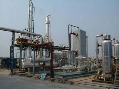 Hubei Songzi natural gas processing