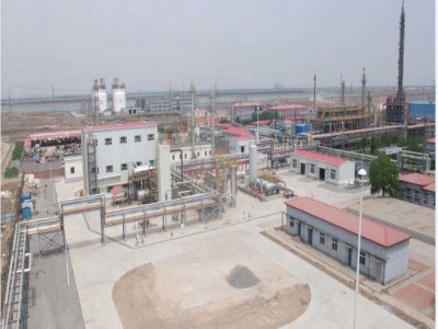 Binhai new energy LNG project